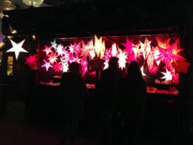 ミュンヘンのクリスマス市の屋台④