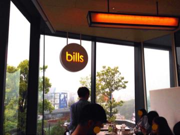 Bills表参道の店内②