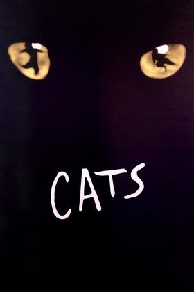 CATS ロビーのポスター
