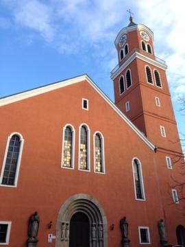 うちの近くのもうひとつの教会