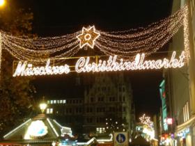 ドイツの街のクリスマス②