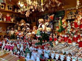 ミュンヘンのクリスマス市の屋台②