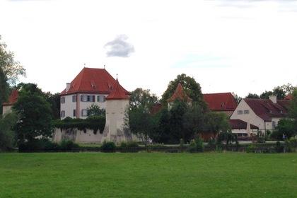 ブルーテンブルク城(ミュンヘン)