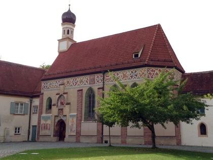 ブルーテンブルク城の礼拝堂